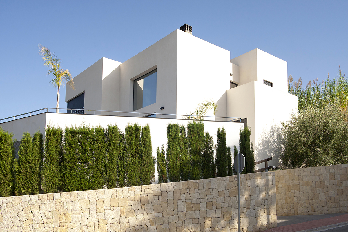 New house project costa blanca web solutions for New house project